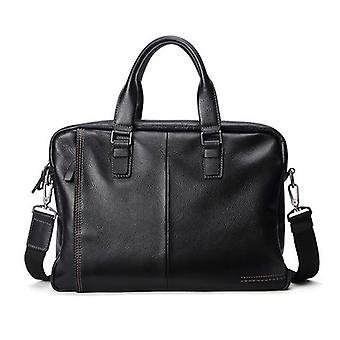 Leather Men Business Handbag