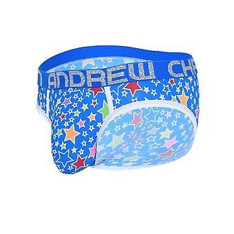 Andrew Christian Pop Stele Scrisoare w / Aproape gol | Lenjerie de corp pentru barbati | Slip pentru bărbați