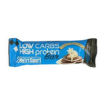 Low Carbs High Protein Bar (Cookies Flavor with Cream) 1 bar of 60g (Cookie)