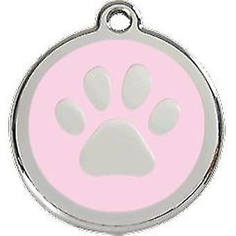 Red Dingo Plaque Identification (Empreinte Chien)