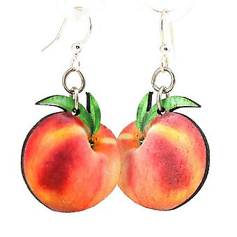 Well Aren't You A Peach Earrings
