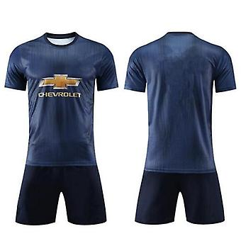 Adult  Soccer Jersey Set, Survetement Football Kit, Men, Futbol Training