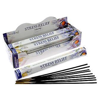 Stamford hex incense sticks - stress relief