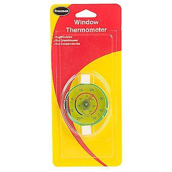Brannan 65mm Window Thermometer