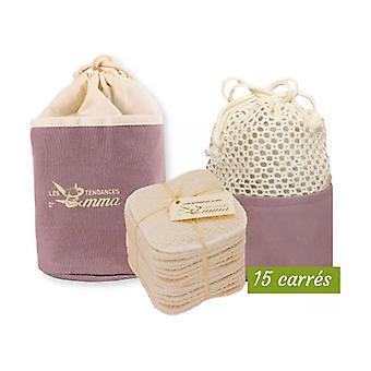 Eco Belle Bamboo Kit 3 1 enhet