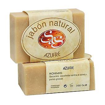 Sulfur Natural Soap 100 g