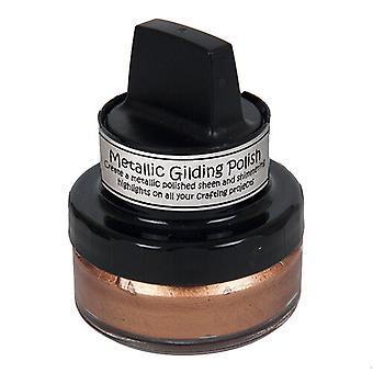 Cosmic Shimmer - Metallic Gilding Polish - Copper Shine
