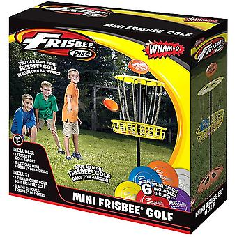 Wham-O Frisbee Golf Mini Flying Disc Set