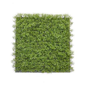 Kunstmatige Mossmat promo 50x50 cm UV-bestendig