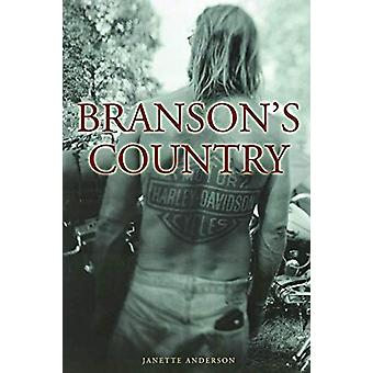 Branson's Country by Janette Anderson - 9781593933524 Book