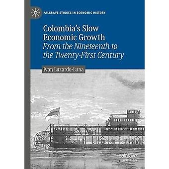 Colombia's Slow Economic Growth - From the Nineteenth to the Twenty-Fi