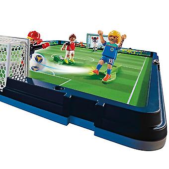 Playmobil take along soccer arena