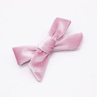 Baby Bows Hair Clips, Velvet Party Hair Clips, Kids Hair Accessories