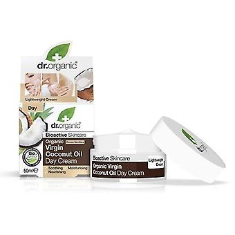 Dr. Organic Bio Kokosnussöl Tagescreme
