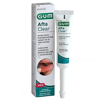 Sunstar Gum Gum Afta Clear Gel of 10 ml