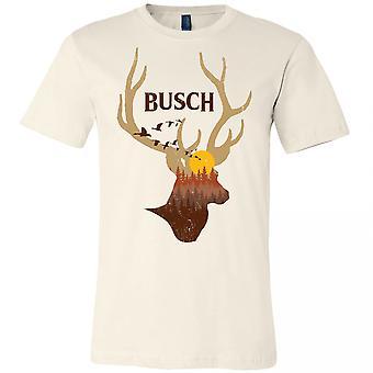 Busch Beer Peura Sarvet Sunset T-paita