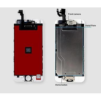 Iphone 6 6s 7 8 Plus Lcd Täysi kokoonpano, täydennetty 3d Force Touchilla, näytöllä