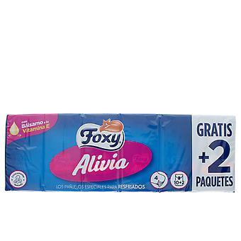 Foxy Alivia Pañuelos Cuidado Nasal 12 X 9 Uds Unisex