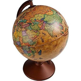 Ancient Earth Globe Geography Lesson Map