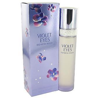 Violet eyes eau de parfum spray van elizabeth taylor 498101 100 ml