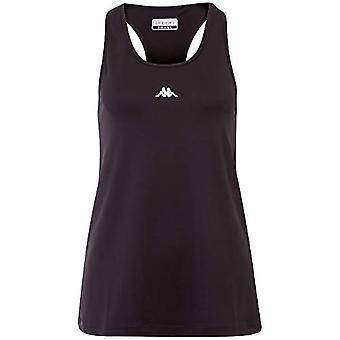 Kappa IARA Frauen T-Shirt, Kaviar, L Damen