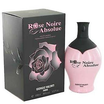 Rose Noire Absolue By Giorgio Valenti Eau De Parfum Spray 3.4 Oz (women) V728-464100