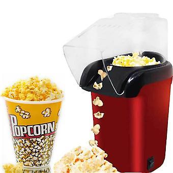 Electric Corn Popcorn Maker, Household Automatic Mini Air Diy Corn Popper