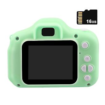 Mini Söpö Kids Videokamera Ladattava digitaalikamera 2 tuuman näyttönäytöllä