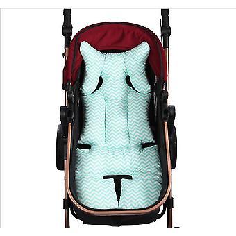 45*25*5Cm kék baba uniszex babaülés betét és szíjfedél méret x1506