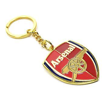 Arsenal Crest Keyring