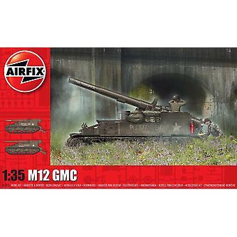 Airfix M12 GMC -mallisarja