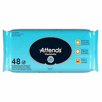 Attends Personal Wipe Personal Wipe, 48 Count