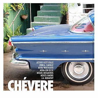 Carollo / Gonzalez / Orraca - Chevere [CD] USA import