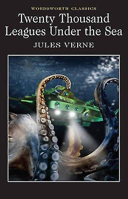 Twenty Thousand Leagues Under the Sea 9781853260315 by Jules Verne