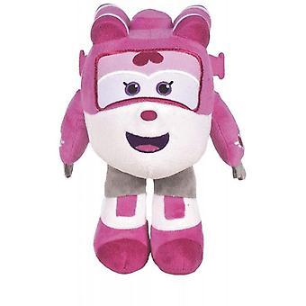 Master Flyers Super Wings BIBBI/Dizzy Stuffed Animal Plush Toy