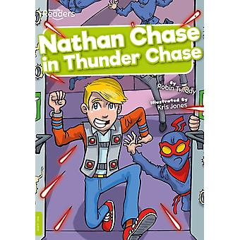Nathan Chase in Thunder Chase by Robin Twiddy