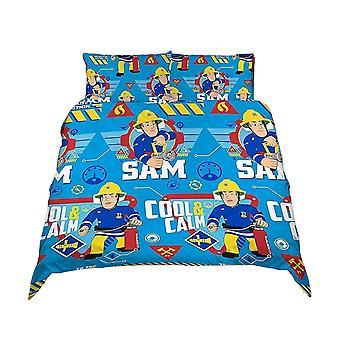 Fireman Sam Cool Duvet Cover Set