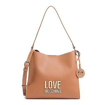 Amor Moschino JC4191PP1DLJ020A bolsas de mulheres cotidianas