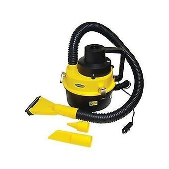 Kabalo 12V Wet / Dry Canister In-Car Vacuum Cleaner Caravan Vans Boats with inflator