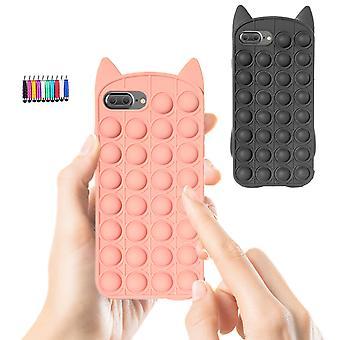Iphone 6 Plus/7 Plus/8 Plus - Shell / Protección / Pop It Fidget