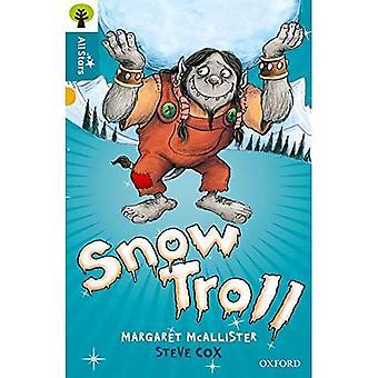 Ort All Stars Lev 9a Snow Troll Ne