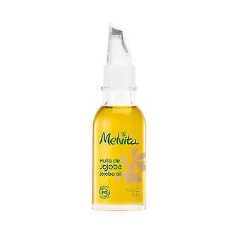 Ansiktsolja Jojoba Melvita (50 ml)