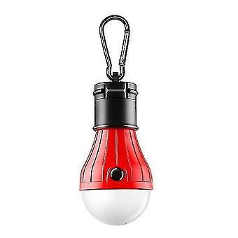 Camping lights lanterns 4 colors outdoor tent lamp emergency portable led bulb light camping lantern fishing backpacking