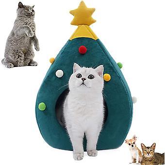 Katteseng juletræ to-i-en
