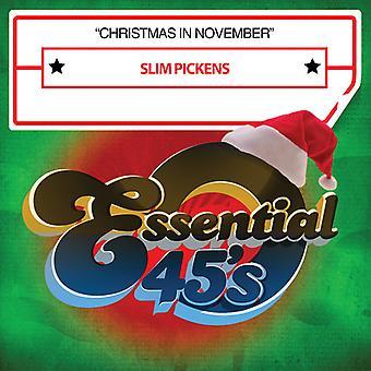 Slim Pickens - Kerstmis in November USA import