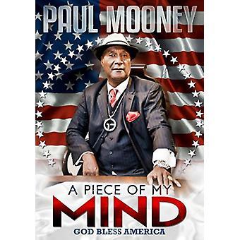 Paul Mooney: importazione USA un pezzo di My Mind [DVD]