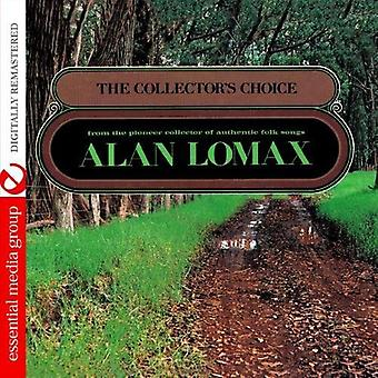 Collectors Choice by Alan Lomax - Collectors Choice by Alan Lomax [CD] USA import