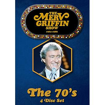 Merv Griffin: Best of the 70s [DVD] USA import