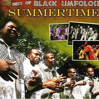 Black Umfolosi - lo mejor de Black Umfolosi: importación de Estados Unidos verano [CD]