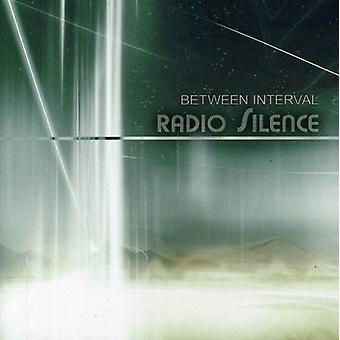 Between Interval - Radio Silence [CD] USA import
